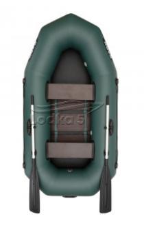 «Барк» - двухместные надувные лодки